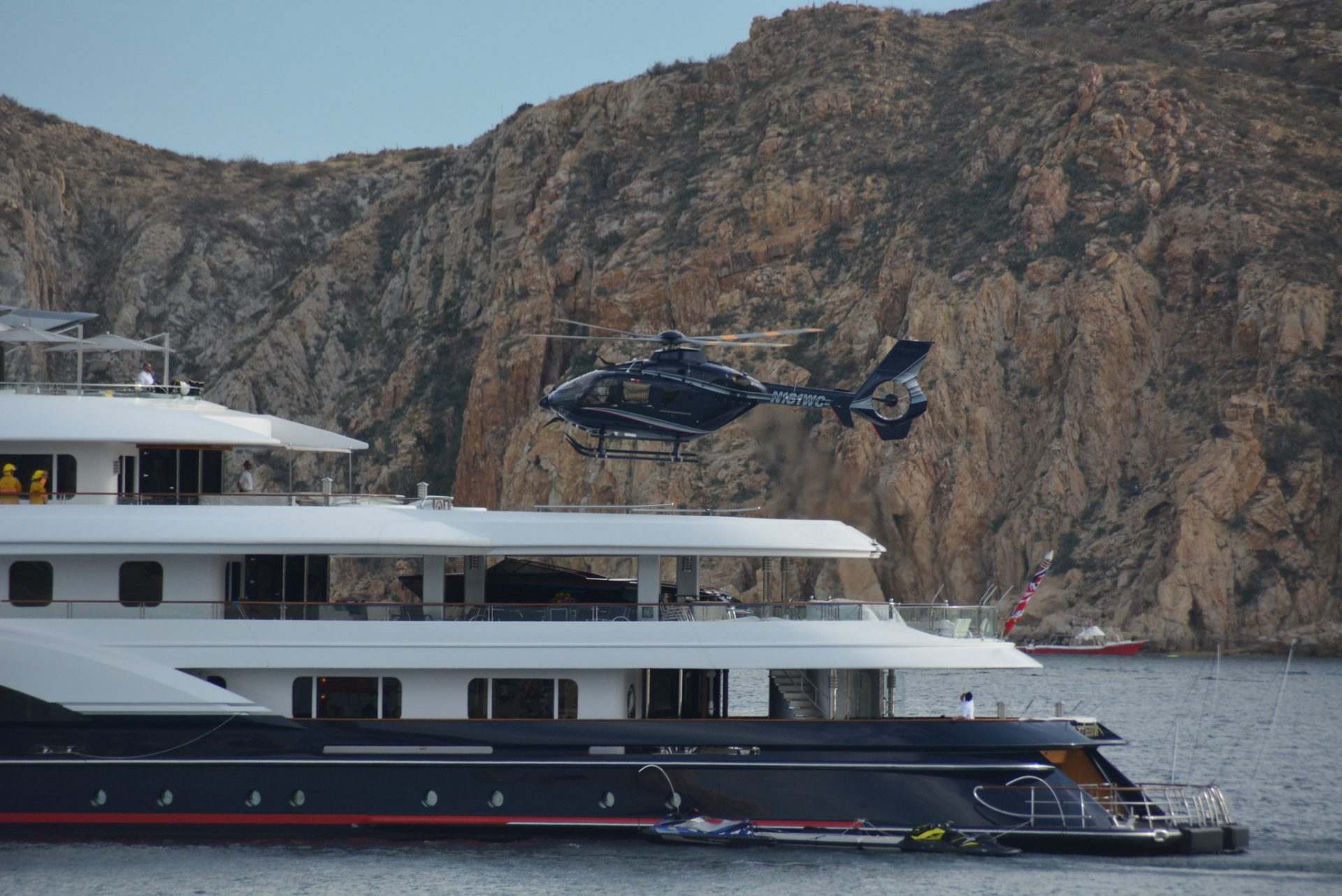 Exploring Cabo by sea and air
